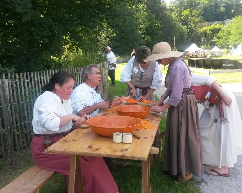 Cuisine médiévale
